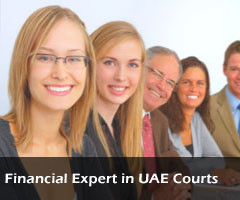 Financial Expert in UAE Courts